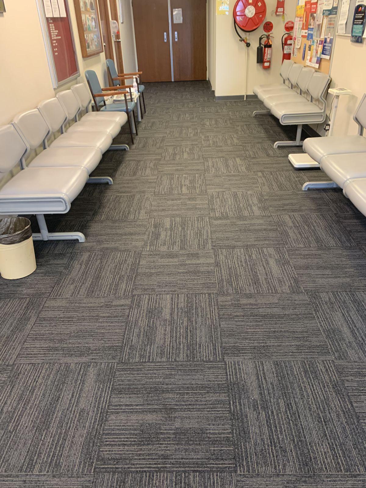 Community Health Center in Pennant HIlls, Dusk carpet