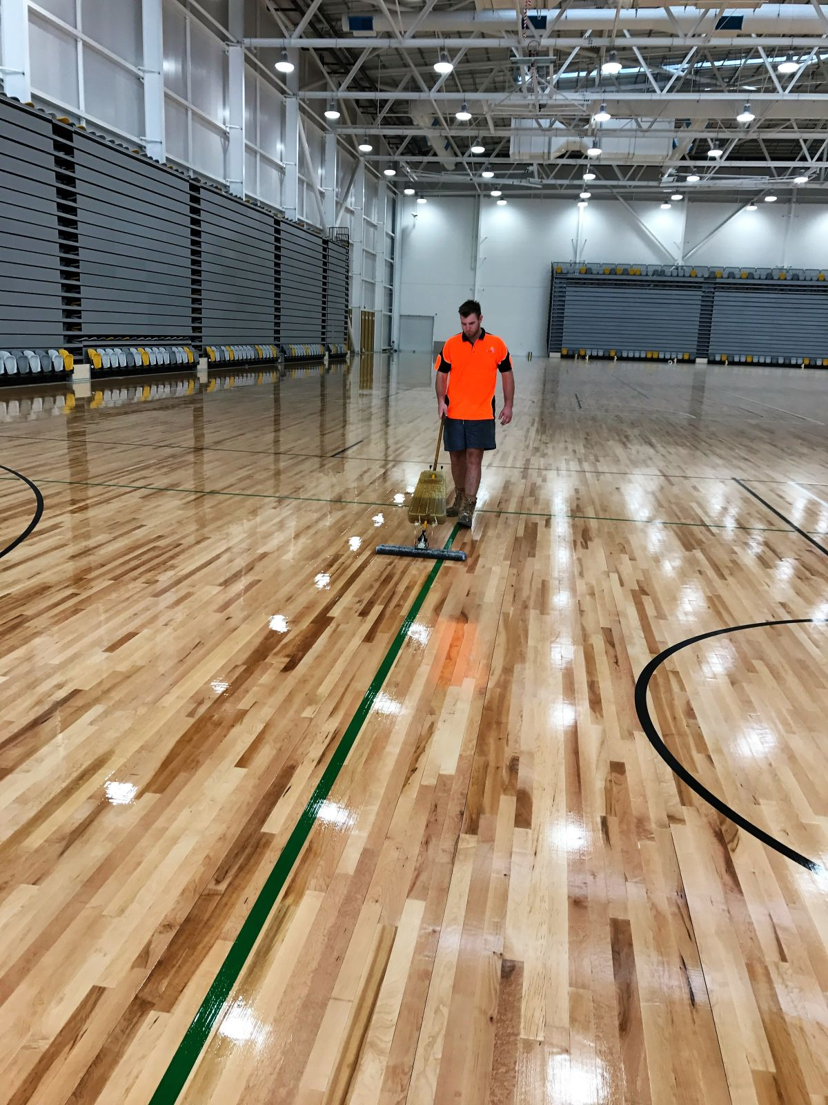 Gold Coast Sports & Leisure Centre 2018 Commonwealth Games Legacy Build