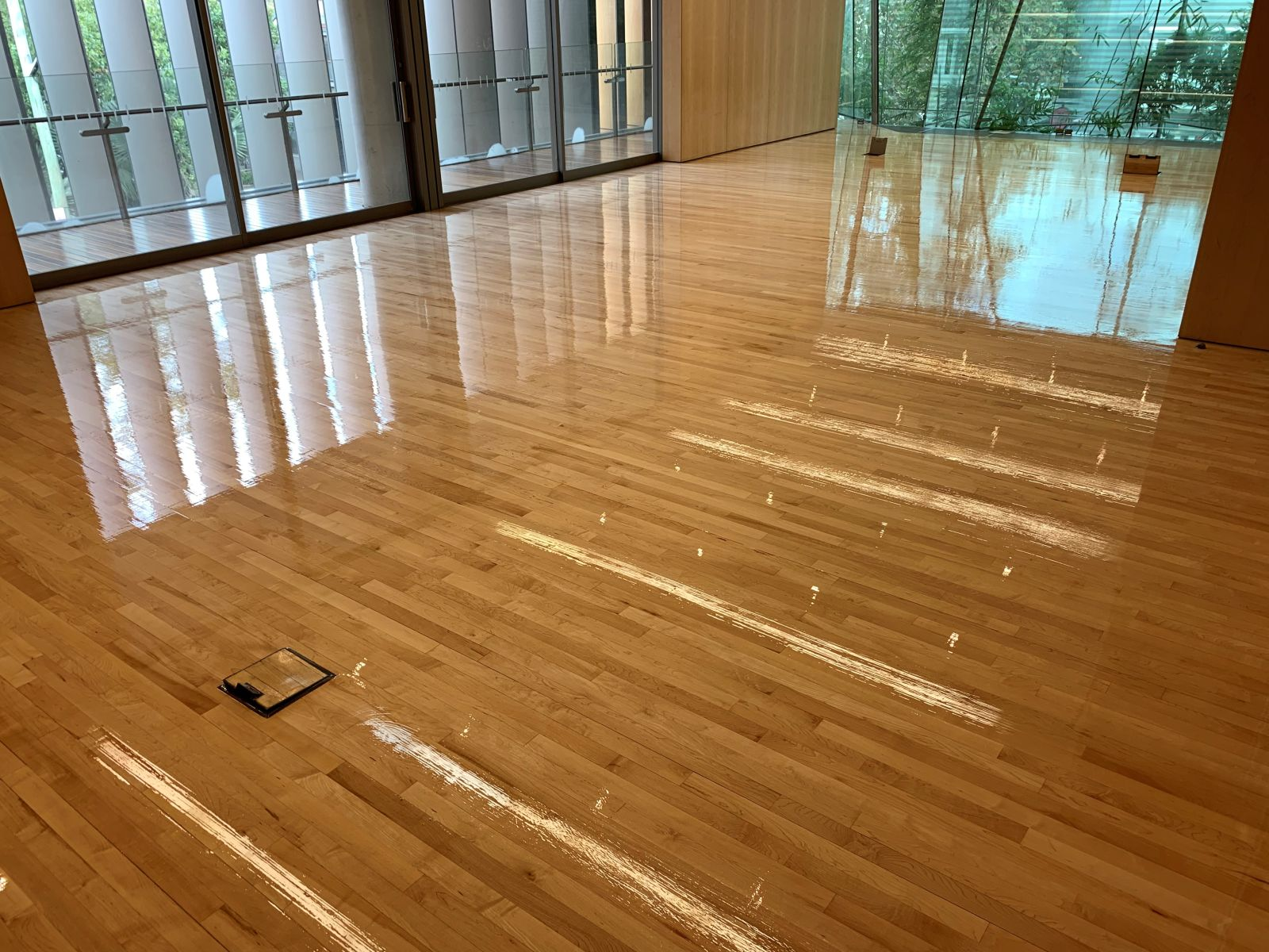 Enhanced Floor Care and Cleaning