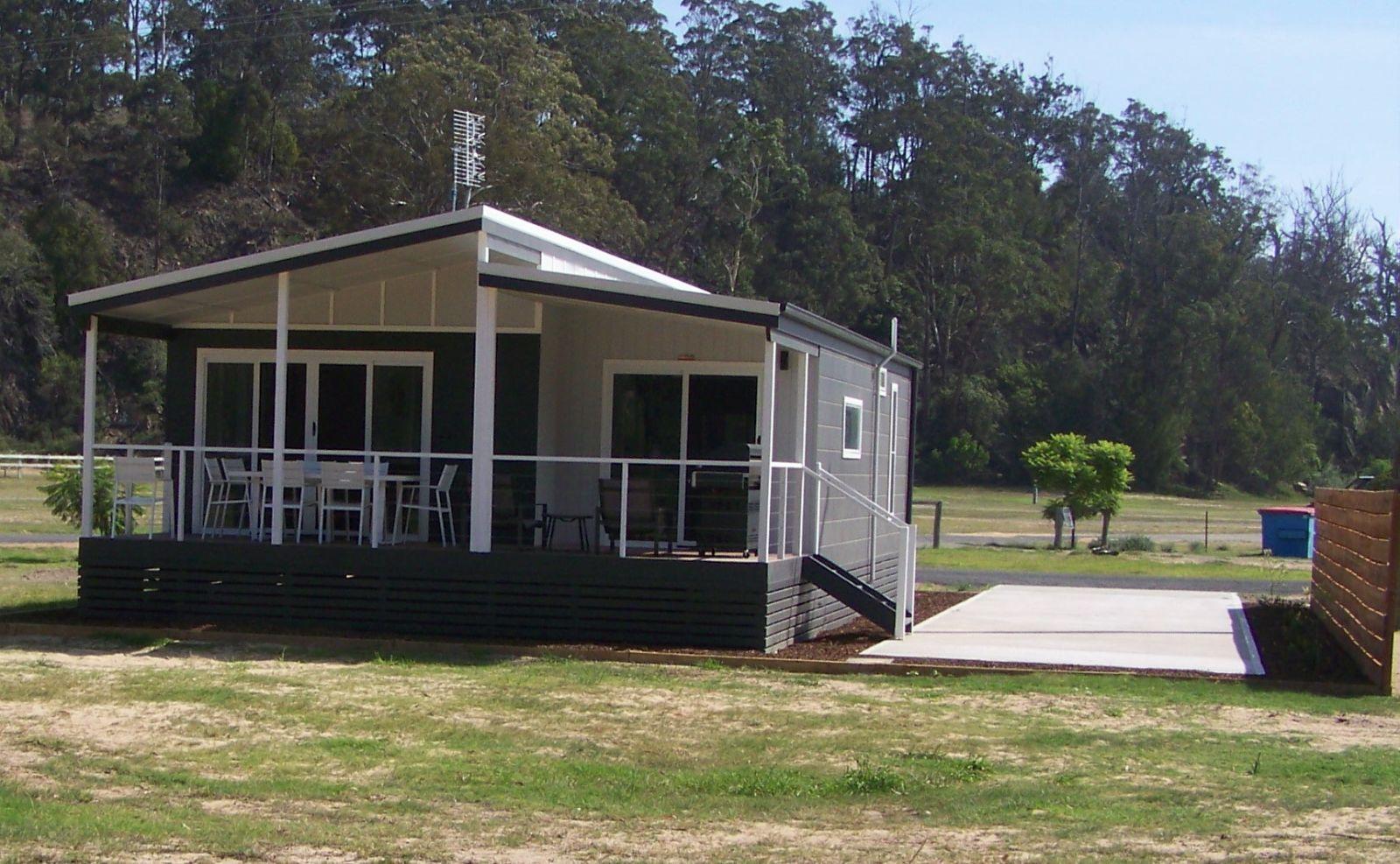 Beachcomber Cabin Exterior