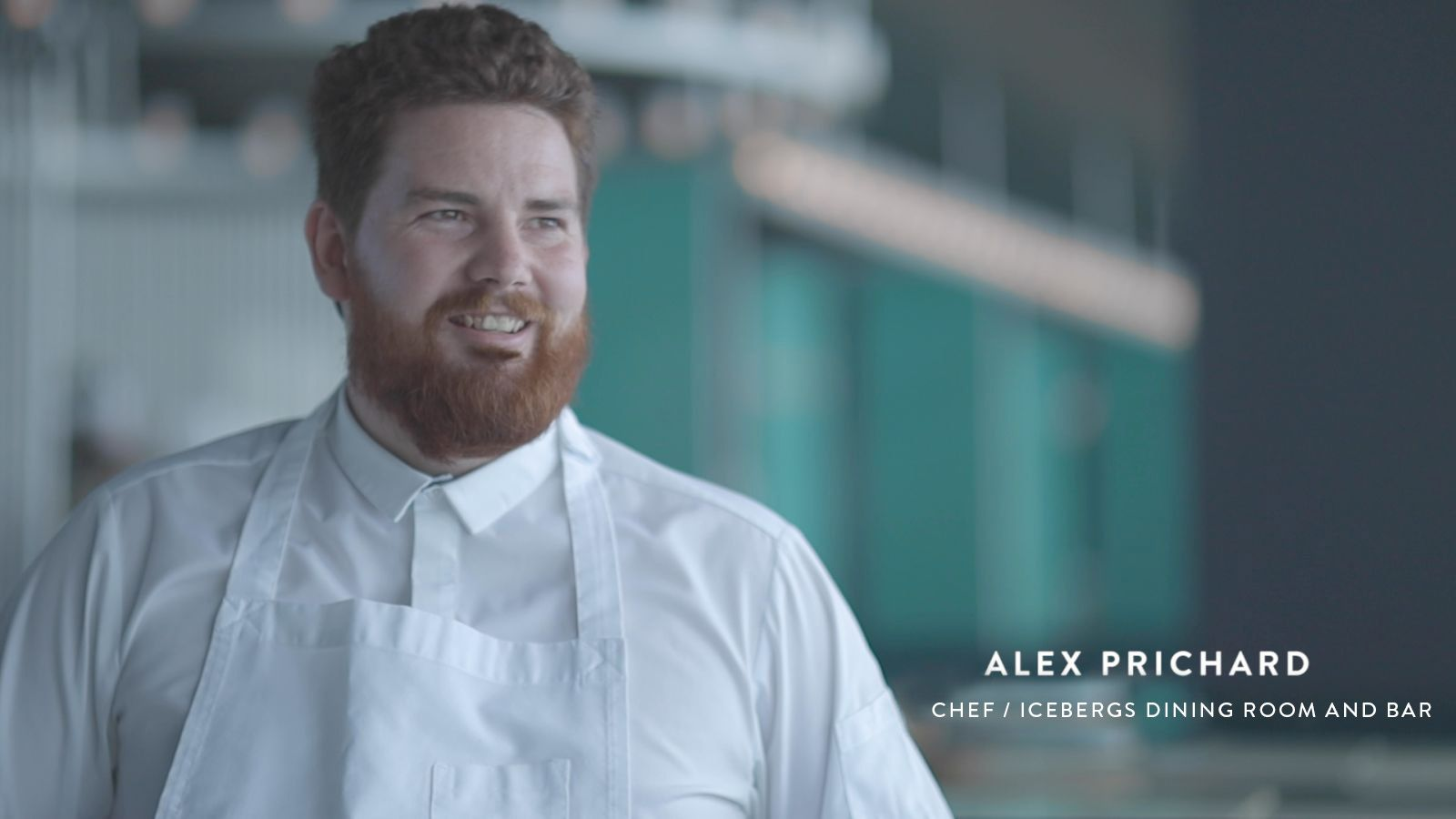Alex Prichard - Chef of Icebergs Dining Room And Bar