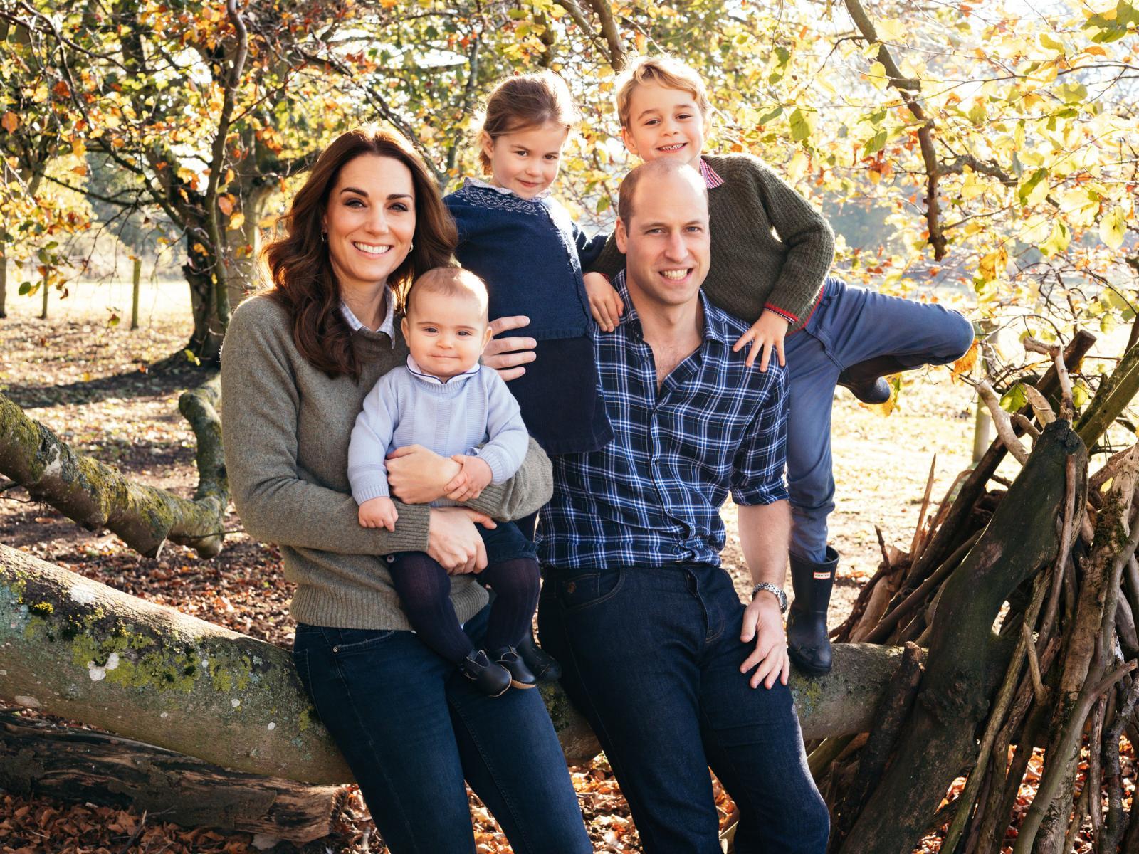 Как подрос! Кейт Миддлтон показала фото принца Джорджа в честь его дня рождения