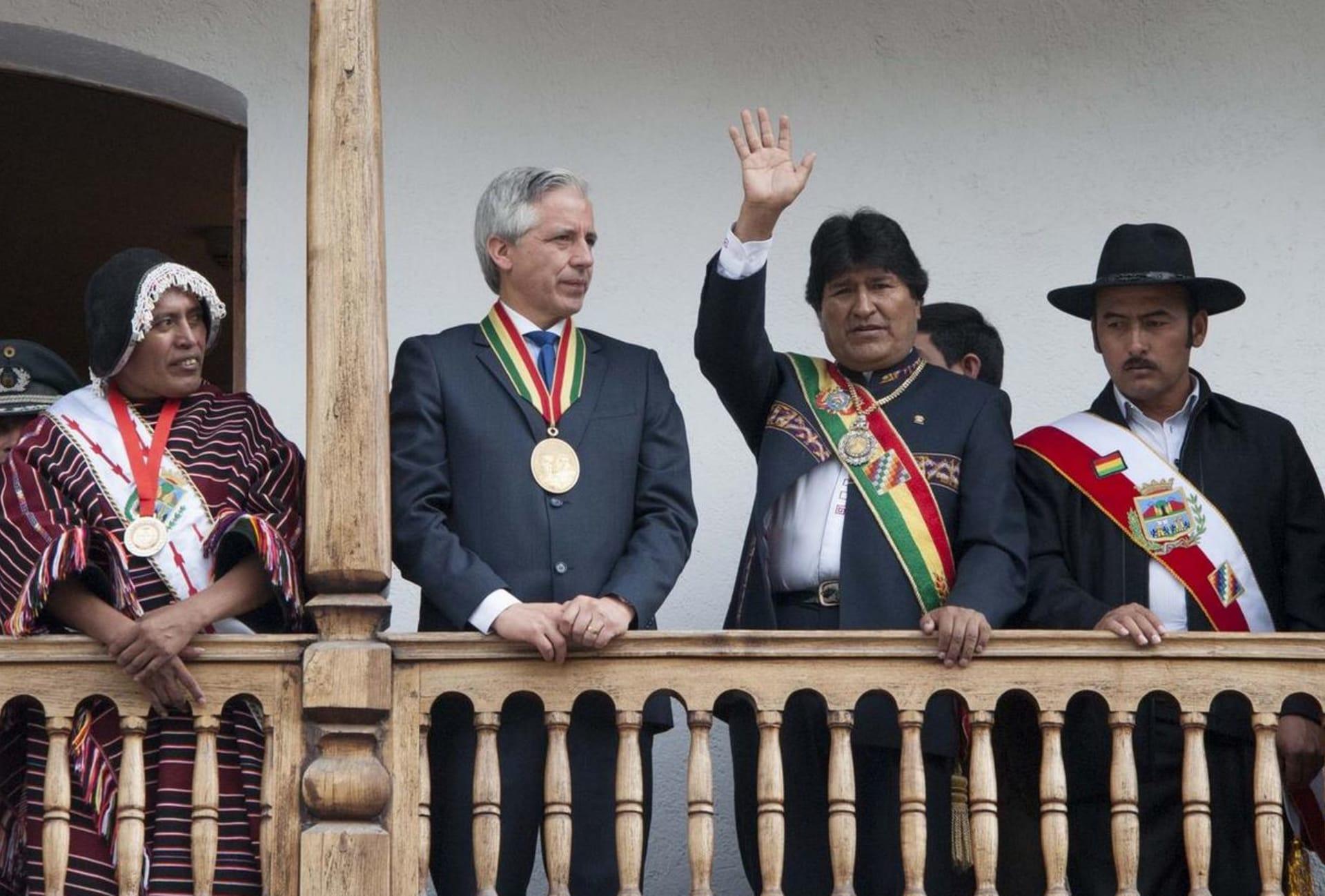 Bolívijský Evo Morales - od zjednotiteľa k diktátorovi