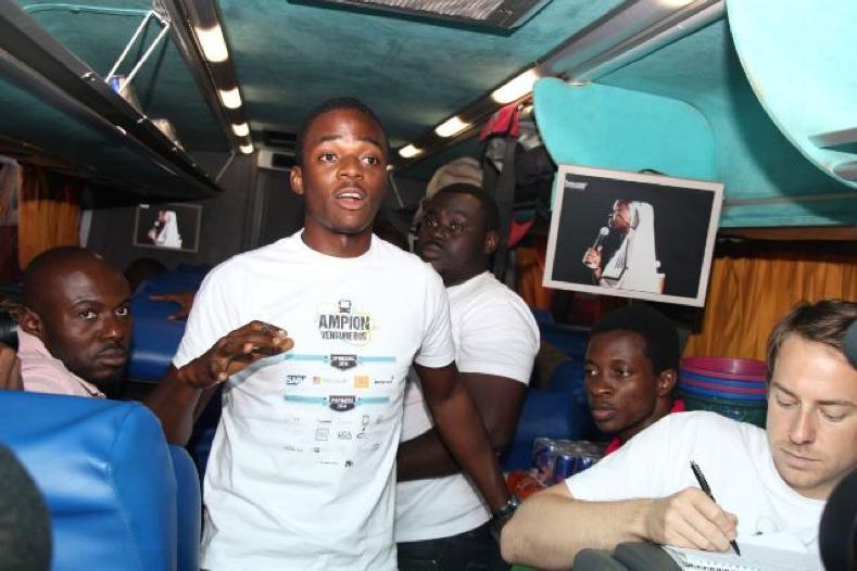 Startup Bus Africa