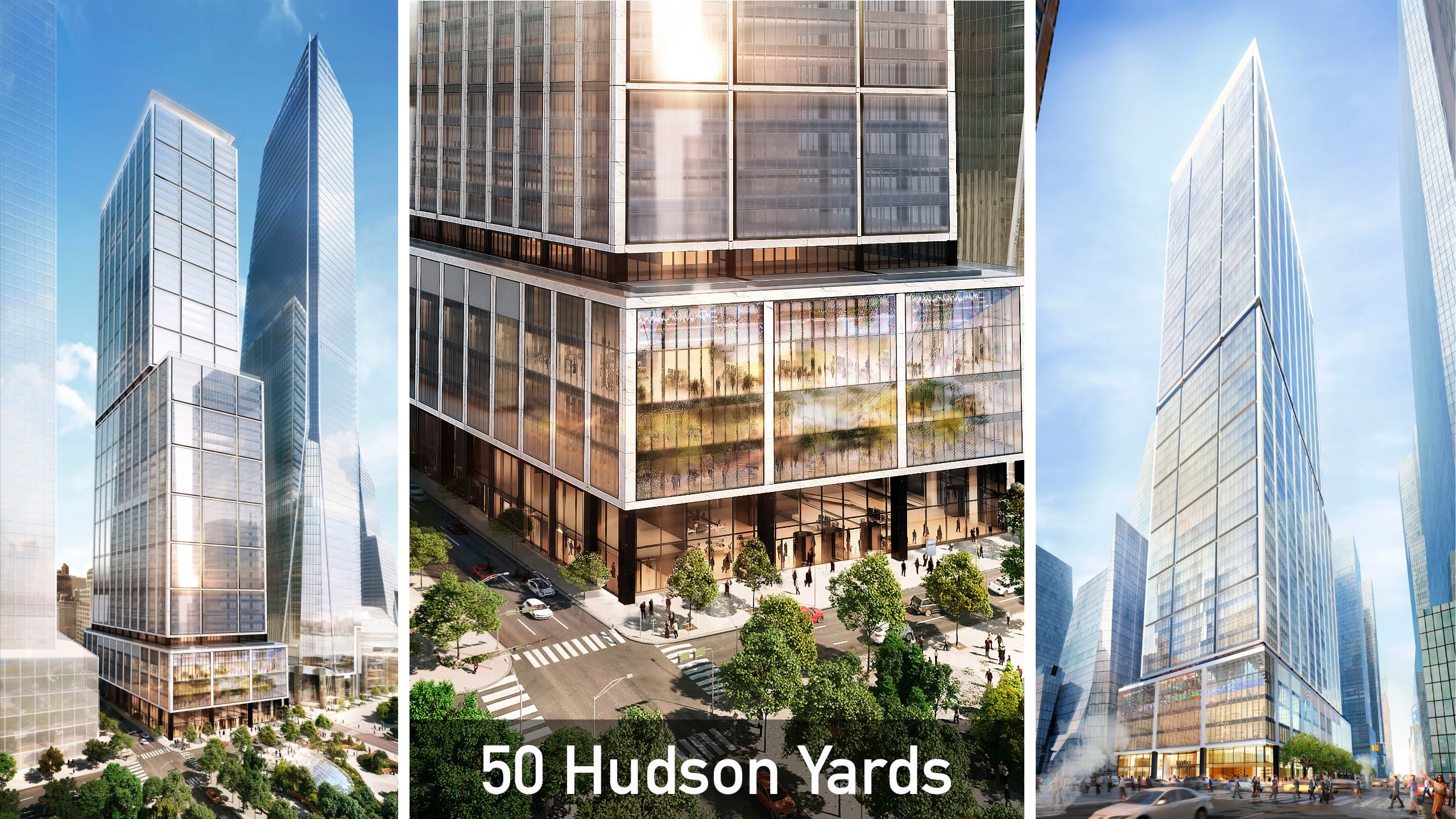 50 Hudson Yards
