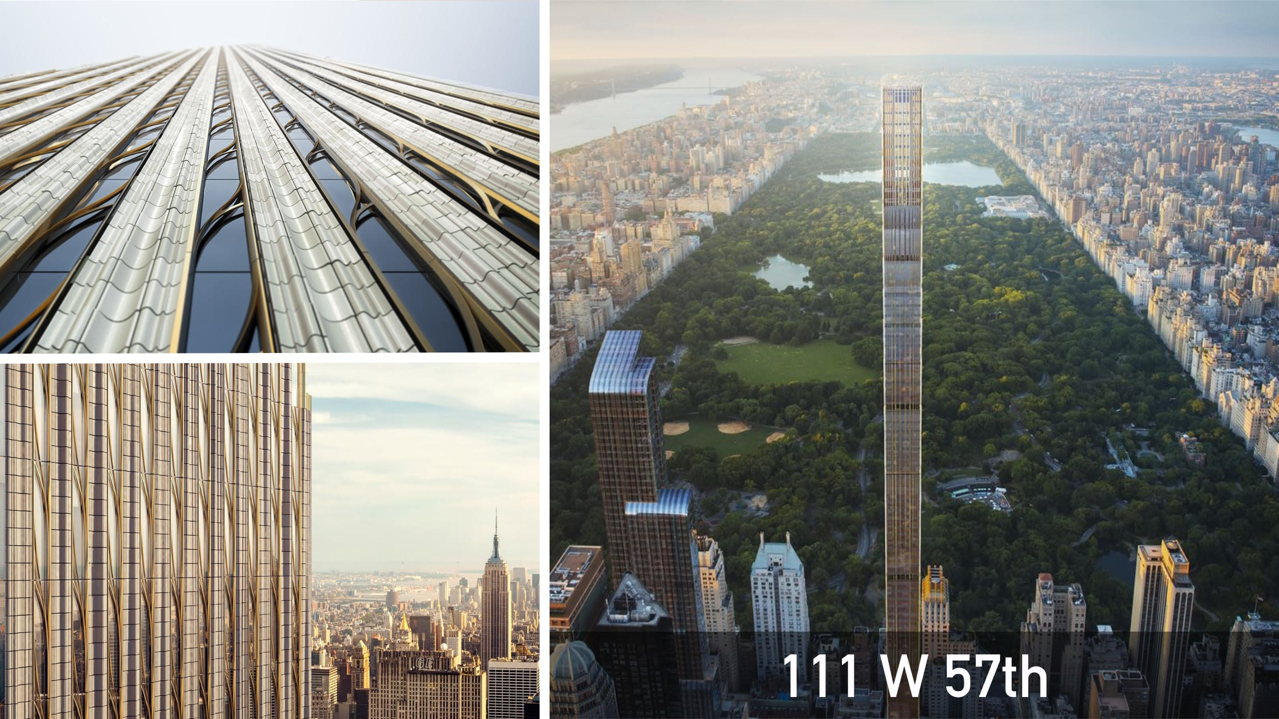 Perfectly centered in the middle of Central Park, 111 West 57th st soon will become the skinniest building in the world.