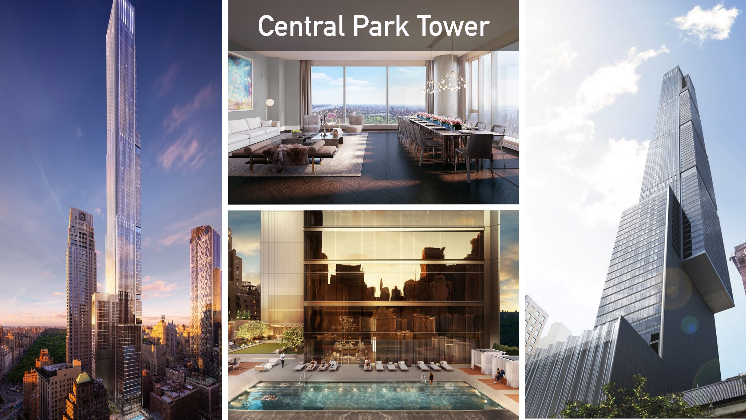 Central Park Tower views