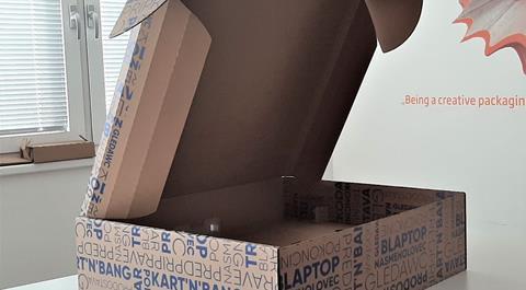 Iščete popolno embalažo za spletno prodajo? Preberite, kako smo za našega naročnika, spletni center Big Bang razvili embalažo, ki je primerna za ponovno uporabo in zagotavlja dovršeno unboxing izkušnjo.