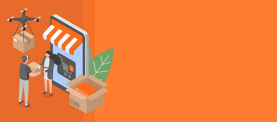 Kako vam lahko embalaža pomaga premagati izzive spletne prodaje