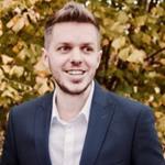 Oliver Bradley, manažér podávania správ o udržateľnosti v spoločnosti DS Smith
