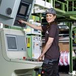 Valentina, Auszubildende Packmitteltechnologin - Design