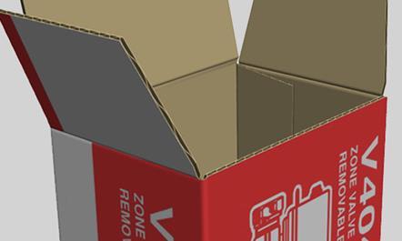 Ny förpackning optimerade lastbilstransporterna med 17%