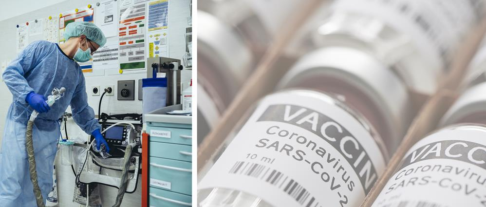 The Covid-19 pandemic's impact on pharma and medical packaging solutions