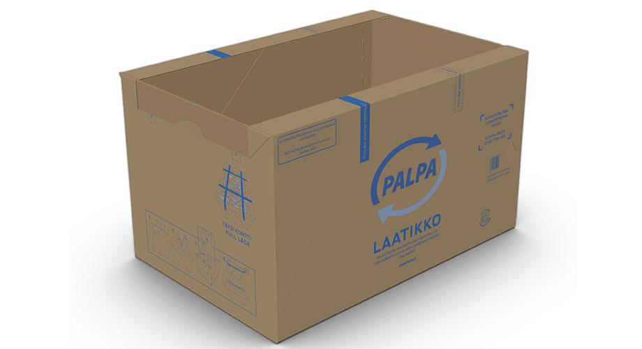 Pakkauksen rakennesuunnittelusta on vastannut kokenut ja myös aiemmin palkittu suunnittelija Jyrki Valkama.