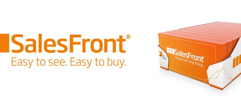 """""""SalesFront"""" – kad produktai būtų arčiau pirkėjų"""