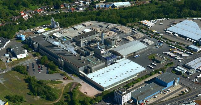 Aschaffenburg Paper Mill