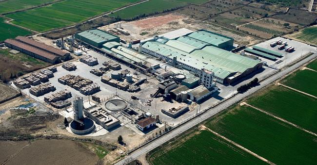 Alcolea Paper Mill