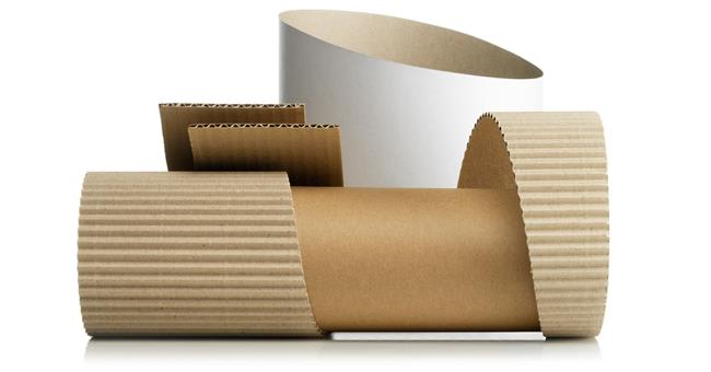Recycled Corrugated Case Materials