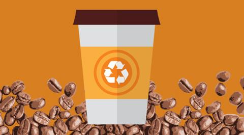 Coffee Cups Recycling Press Release