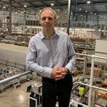 Andrew Hawker, Head of Logistics at Laithwaite's Wine