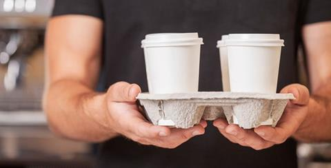 DS Smith announces coffee cup recycling trials