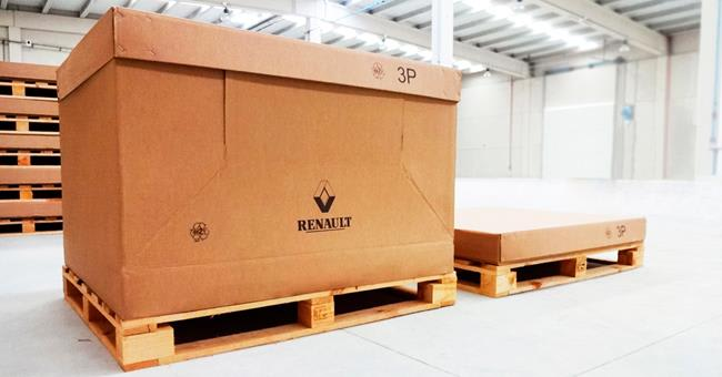 Embalajes para exportación