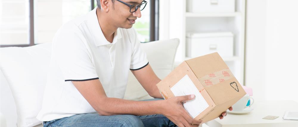 Embalaža za e-trgovino, ki lahko zaščiti vaš izdelek in vašo blagovno znamko