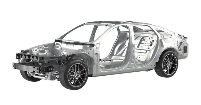 Body structure & chassis