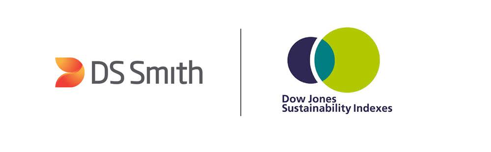 Ds Smith Rises In The Dow Jones Sustainability Index Ds Smith Packaging