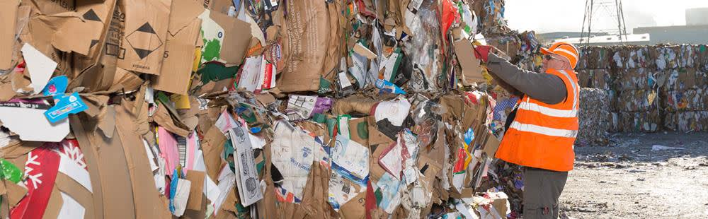 DS Smith Cardboard Recycling