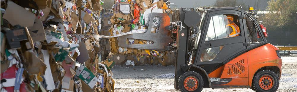 DS Smith recycling and waste management