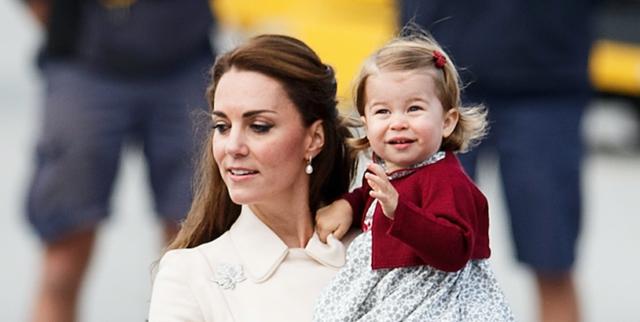 В день рождения принцессы Шарлотты: 20 самых милых фотографий дочки Кейт Миддлтон и принца Уильяма