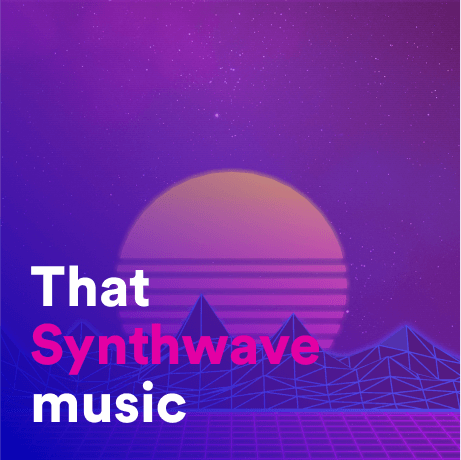 that synthwave music