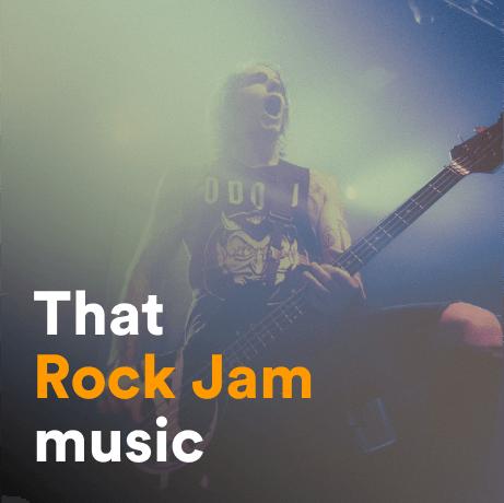 that Rock jam music