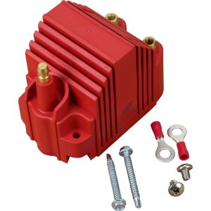 AMC / Buick / Cadillac / Chevy / Ford / GMC / Mercury / Olds / Pontiac I4 / I6 / V6 / V8 Universal Ignition Coil