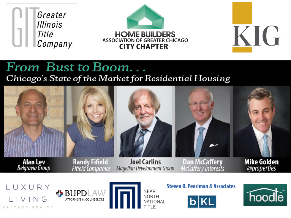 Top Real Estate Developers Weigh In On The Chicago Housing Market Hbagc