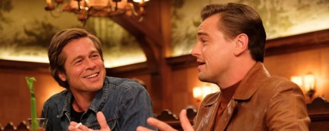 Это очень смешно: почему Брэд Питт никогда раньше не работал с Лео ДиКаприо?