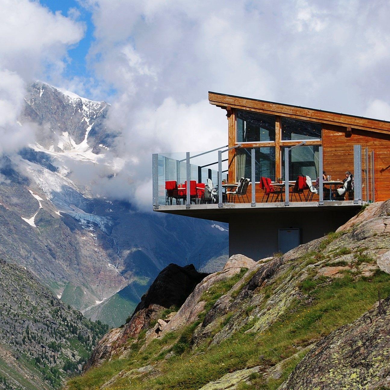 Mountain restaurant Heidbodme