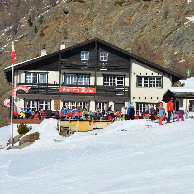 Restaurant d'altitude Alpina
