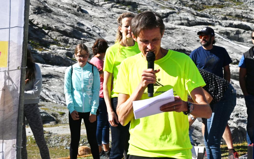 Mattmark Halbmarathon
