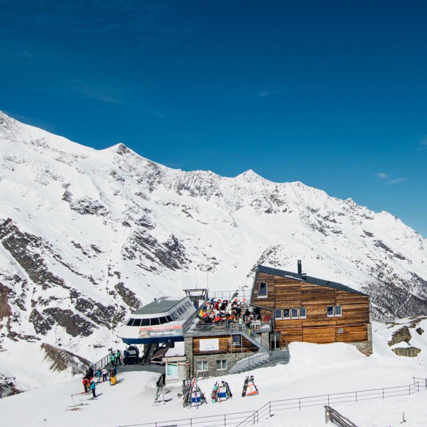Restaurant d'altitude Plattjen Terminus