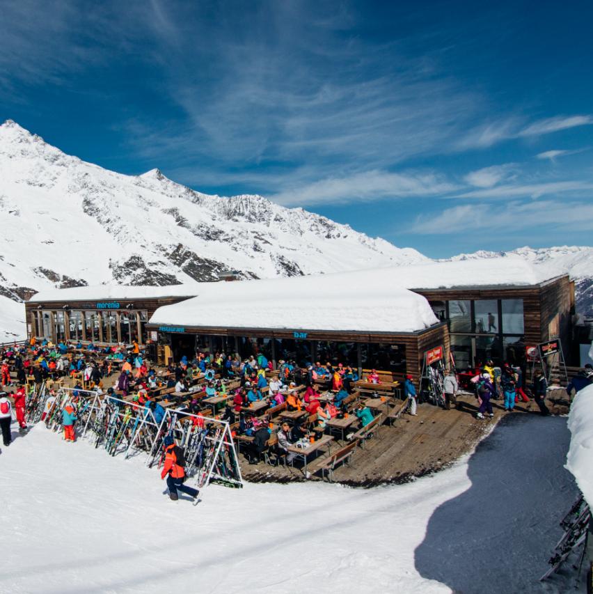 Bergrestaurant Morenia