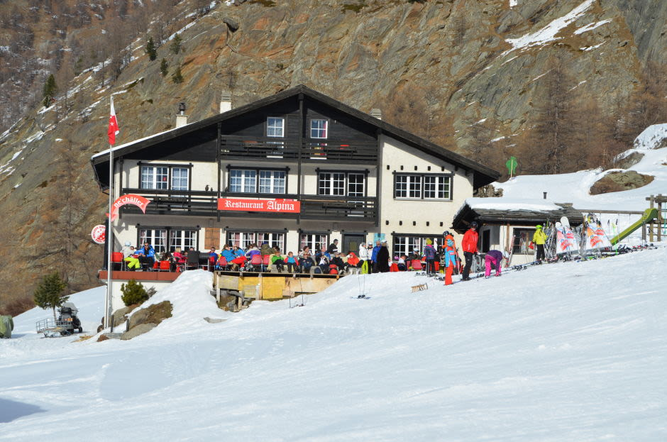 Bergrestaurant Alpina