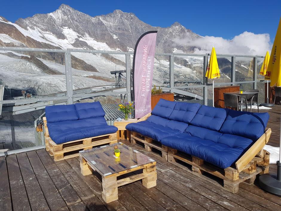 Restaurant d'altitude Felskinn