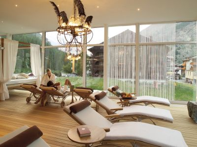Day Spa - Treat yourself to a small wellness holiday