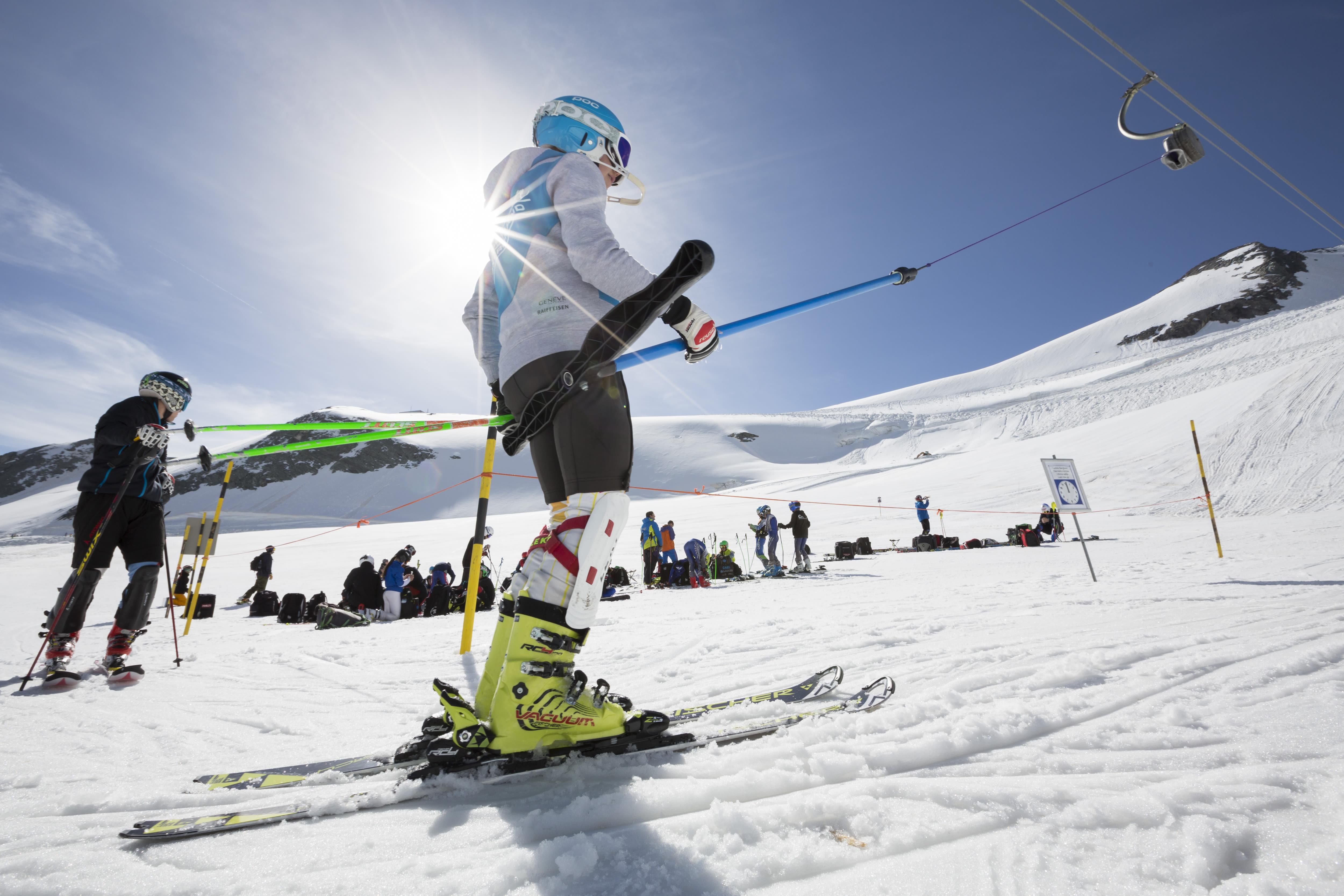 Ski d'été