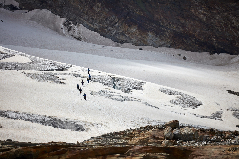 Gletscher Erlebnistour