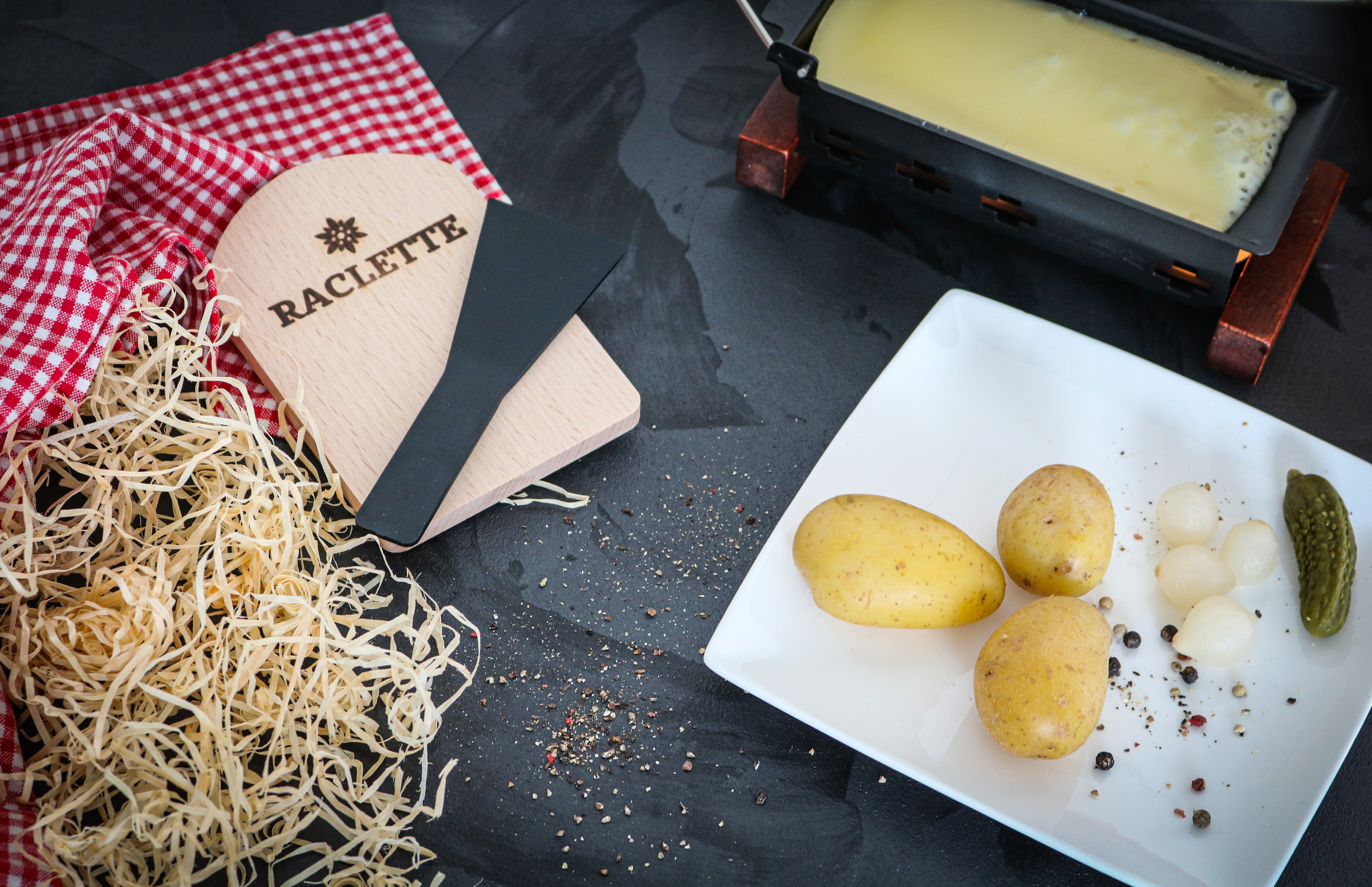 Raclette-Abend
