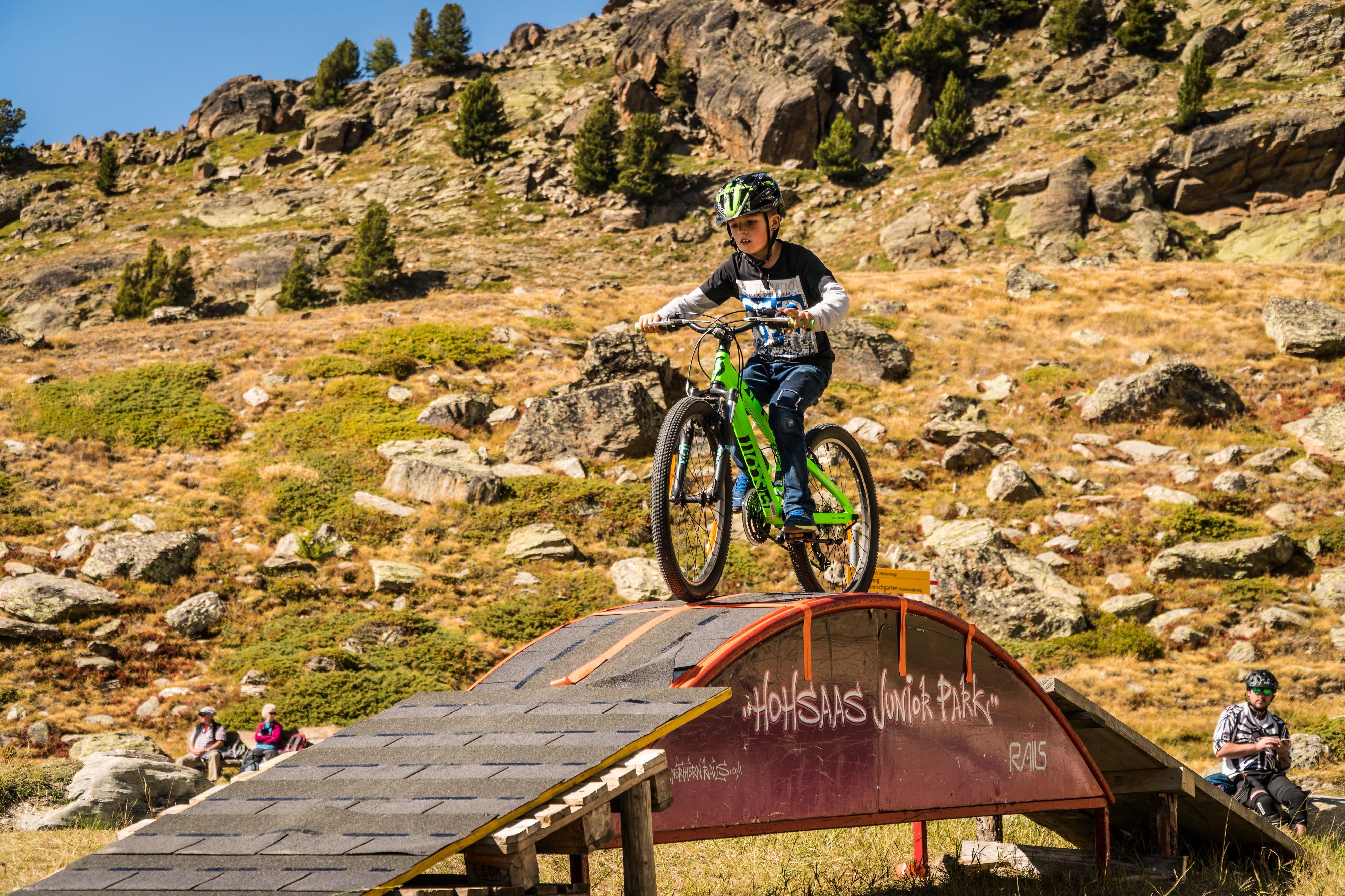 Bike Skill-Park Kreuzboden