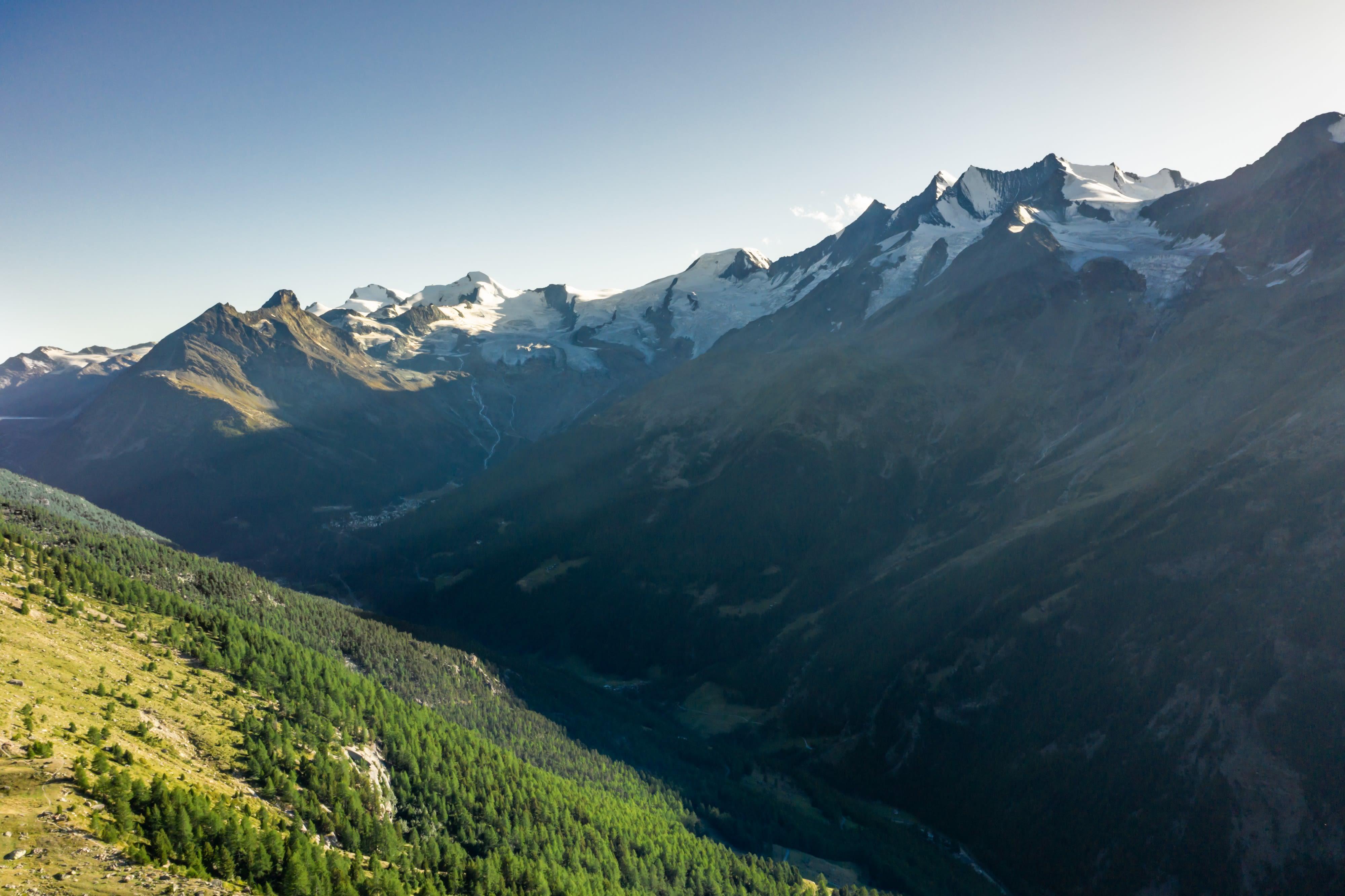 Experiences on the mountain